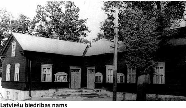 latviešu biedrības nams valmierā